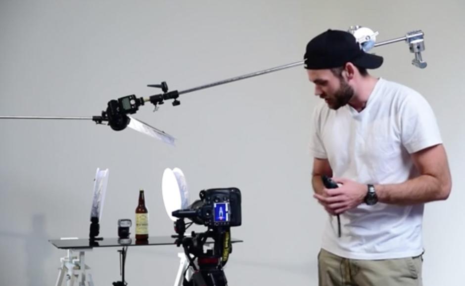 light-settings-beer-shooting