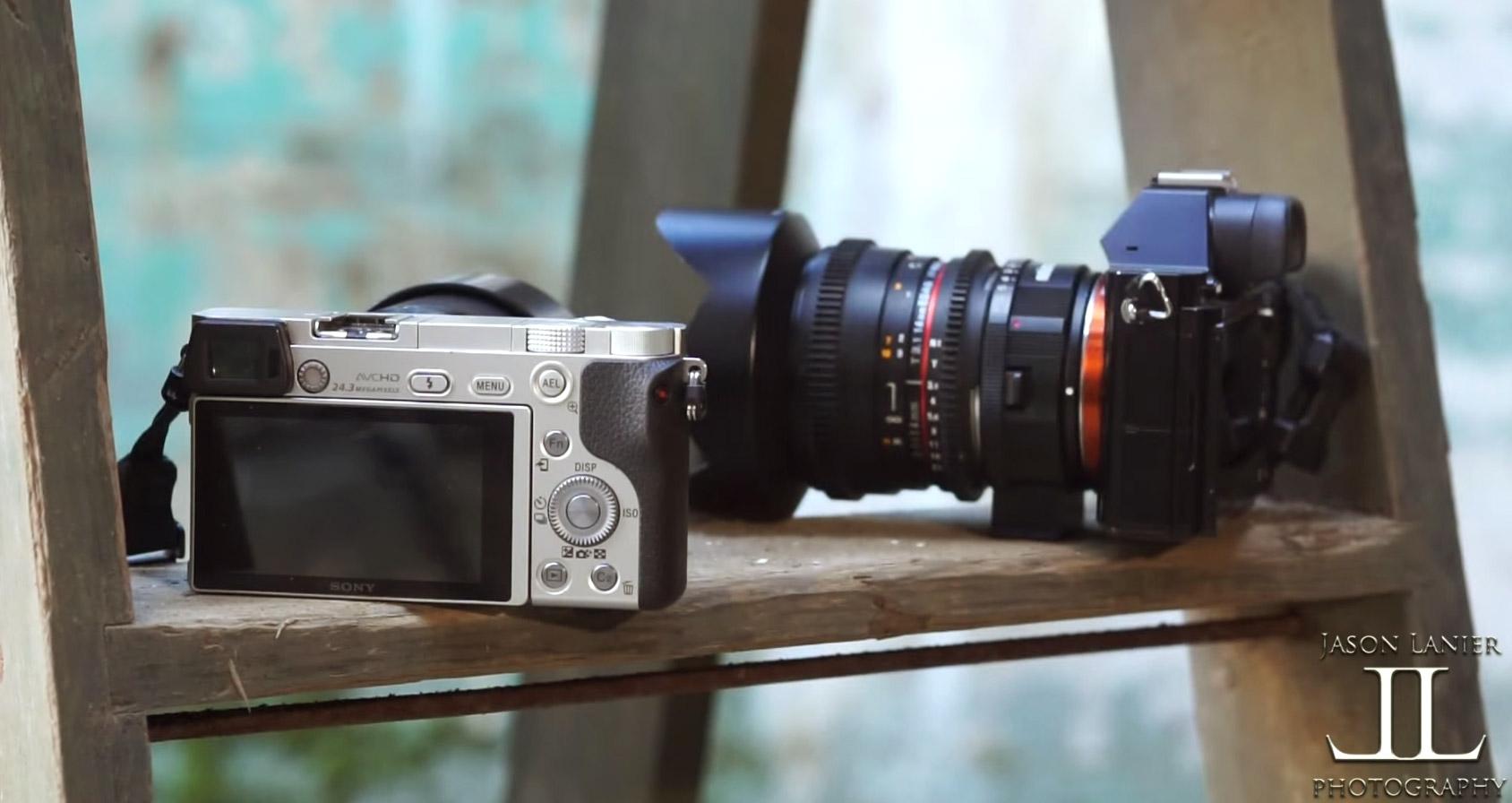 Jason Lanier a-t-il eu raison d'abandonner Nikon pour le mirrorless chez Sony ?