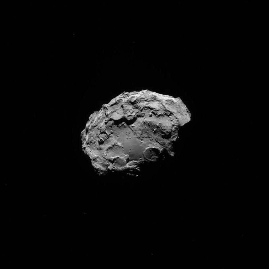 140813_Comet_on_13_August_2014_-_NavCam