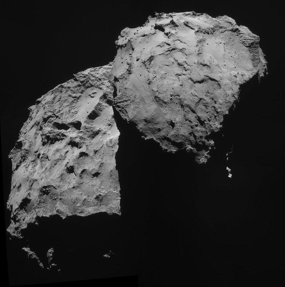 140914_Comet_on_14_September_2014_-_NavCam