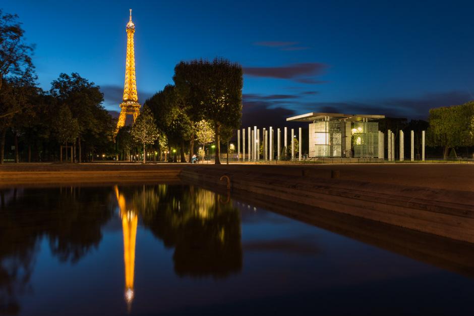 © Damien Roué - illuminations Pierre Bideau