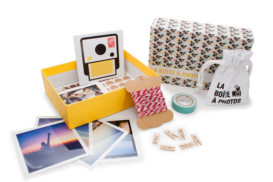 test cheerz polabox faire imprimer vos photos en polaroid. Black Bedroom Furniture Sets. Home Design Ideas