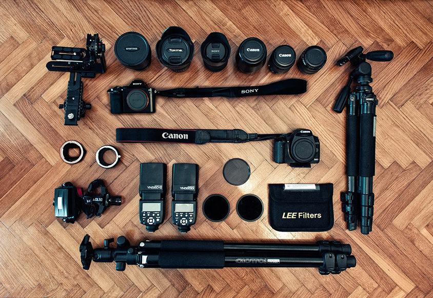 Le matériel dont vous rêvez - © Ivan Pedretti
