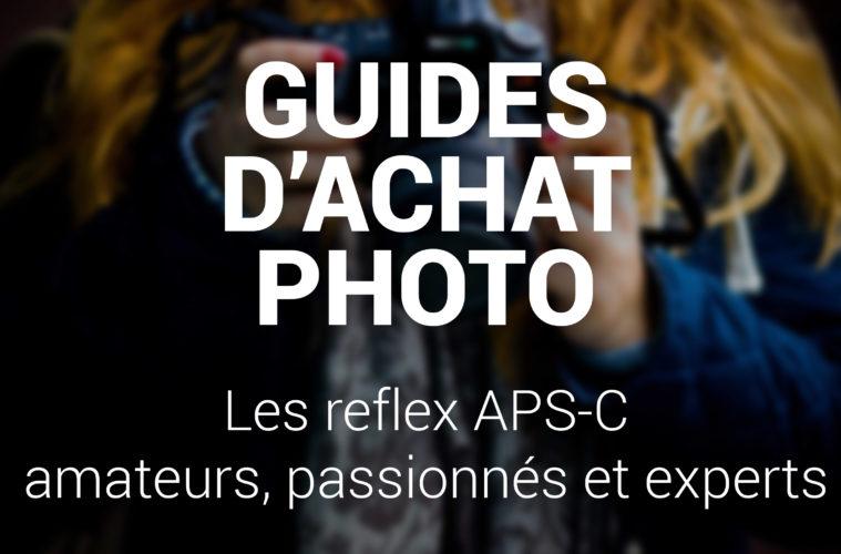 Guides d achat photo 2018   les meilleurs appareils photo reflex APS-C a384bf9d21f