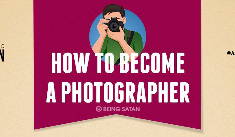 comment devenir un photographe par being satan. Black Bedroom Furniture Sets. Home Design Ideas
