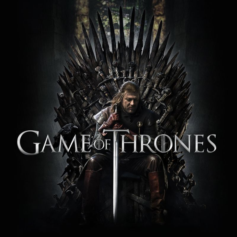 Game of Thrones Poster 1