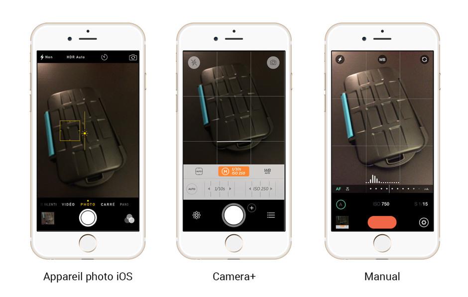 Cameras-iPhone