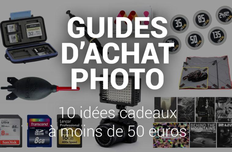 guides d 39 achat 10 id es cadeaux photo moins de 50 euros. Black Bedroom Furniture Sets. Home Design Ideas
