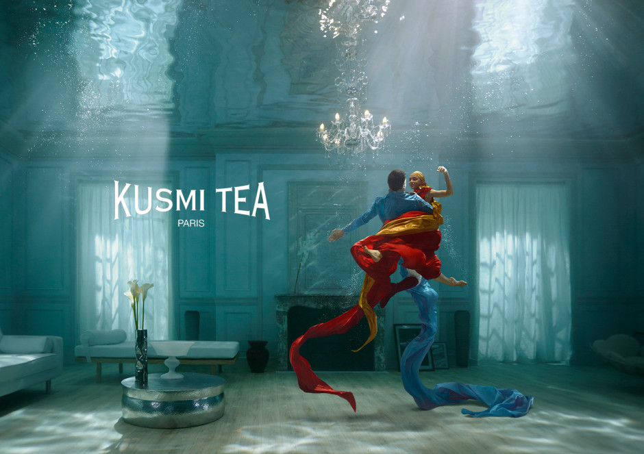 Kusmi_Tea_Prince_Wladimir_Underwater_Advertising