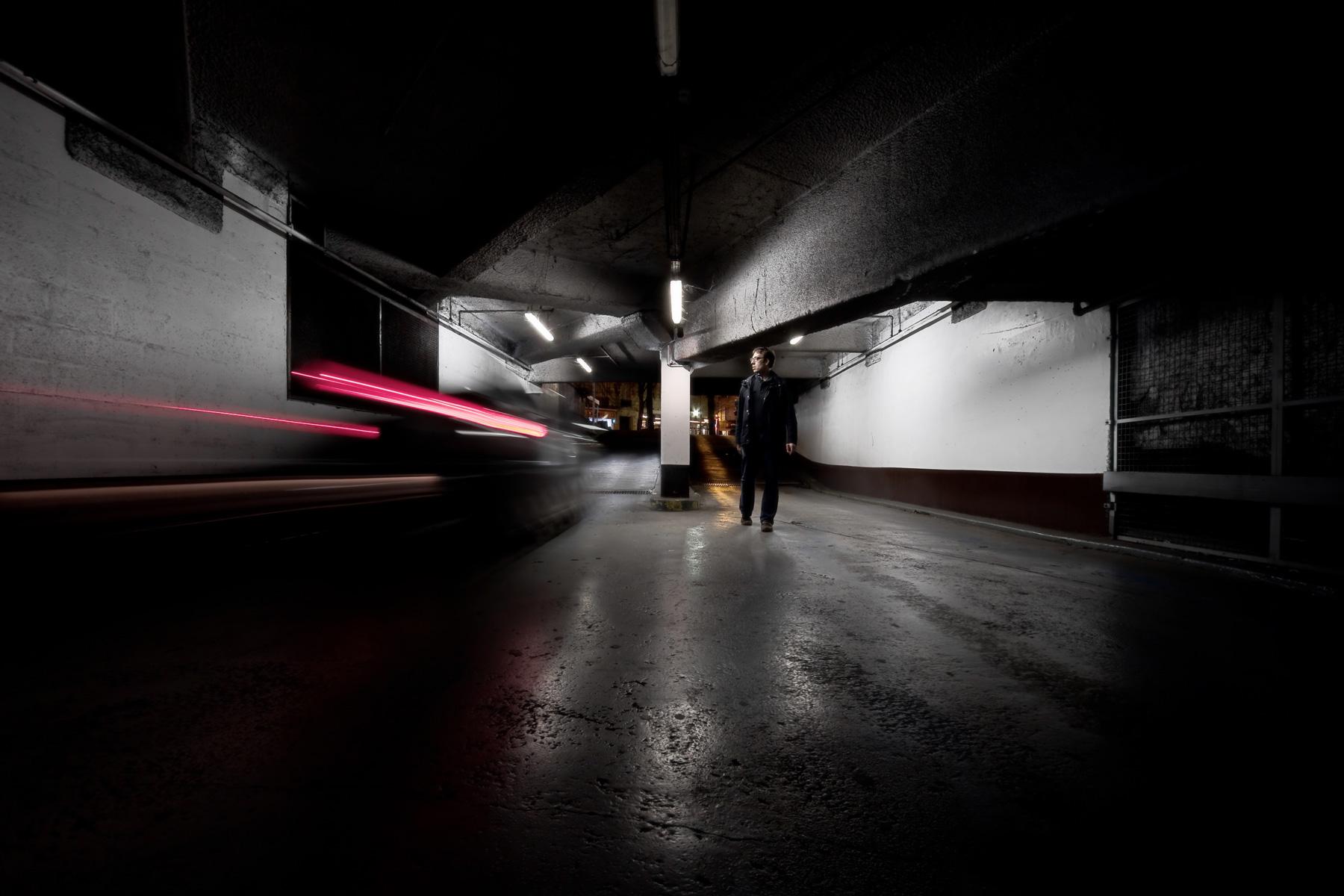 Rencontre à deux vitesses - Richard Vantielcke