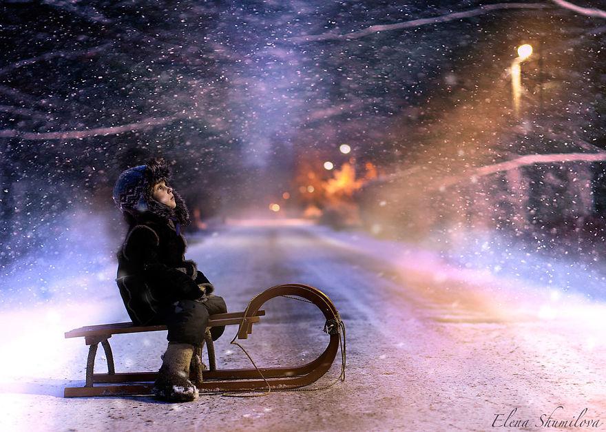 © Elena Shumilova