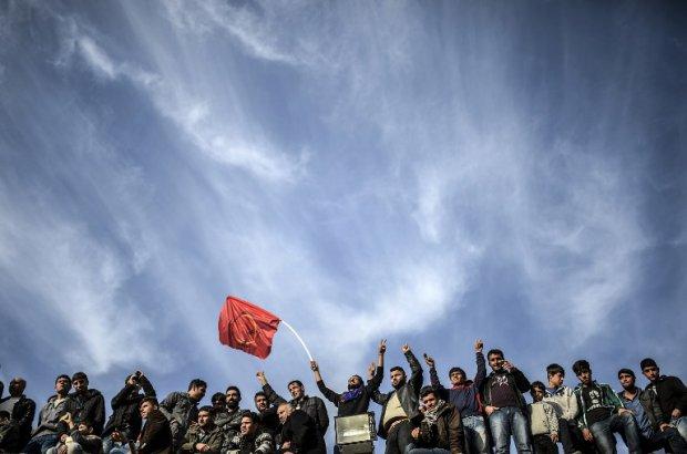 © AFP / Bulent Kilic