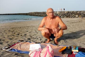 Social Life at Beach