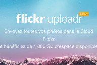 Flickr-Uploader