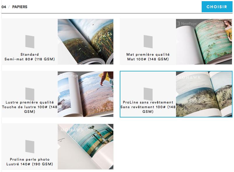 test du livre photo proline de blurb cr partir de lightroom. Black Bedroom Furniture Sets. Home Design Ideas