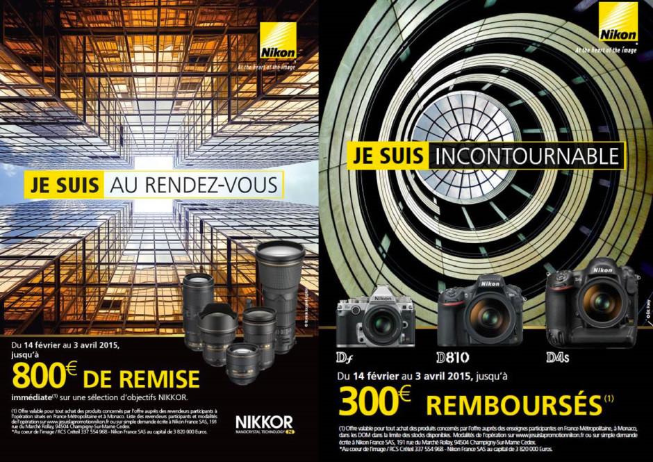 Promotion-Nikon