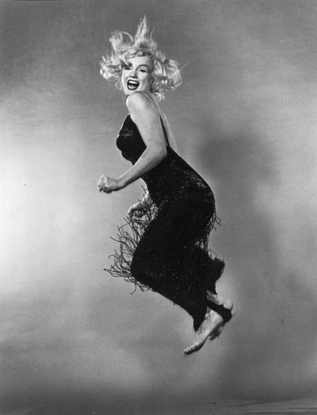 Marilyn Monroe - © Philippe Halsman