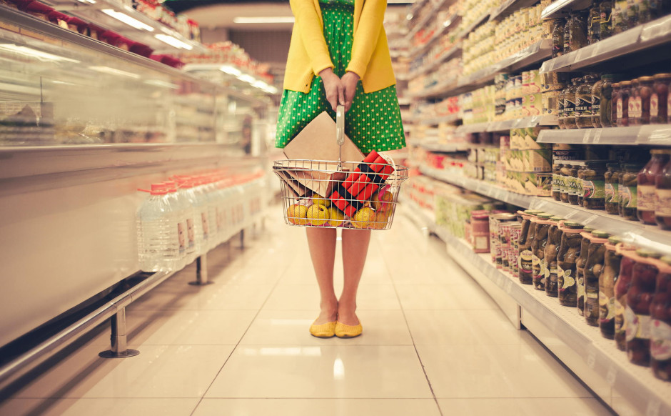 Daily shopping - © Dina Belenko