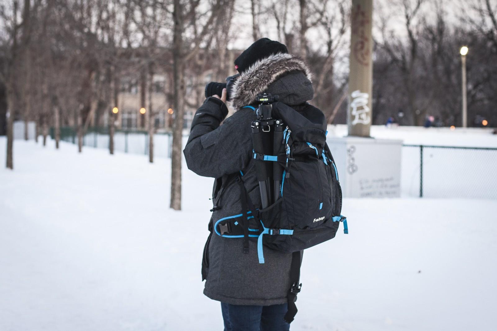 21c4ce93e3 Test du sac photo Loka UL de F-Stop pour partir à l'aventure