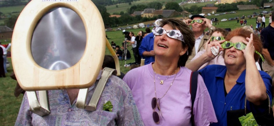 """Une utilisation """"différente"""" de la lunette - © REUTERS"""