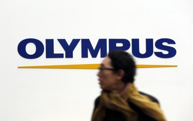 Yuriko Nakao / logo Olympus