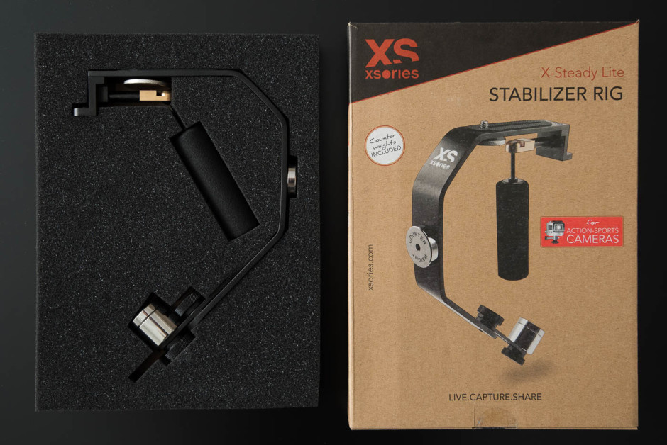 stabilisateur X-Steady Lite XSories