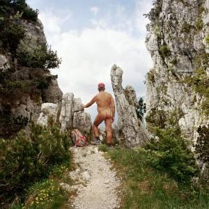 randonneurs nudistes - Roshan Adhihetty