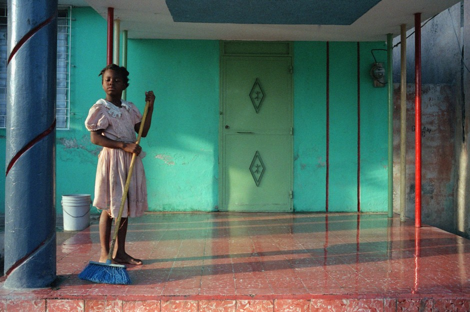 © Jane Evelyn Atwood - Haïti