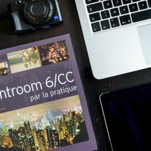 Livre Lightroom 6 CC par la pratique 1
