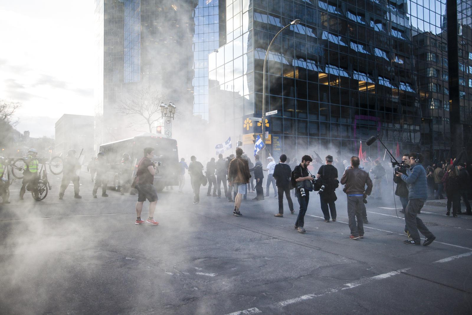 MP #139 : comment couvrir et photographier une manifestation