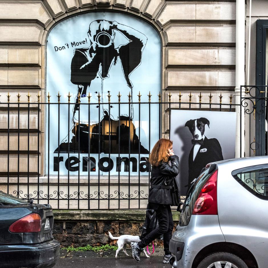 Renoma - © Bernard Jolivalt