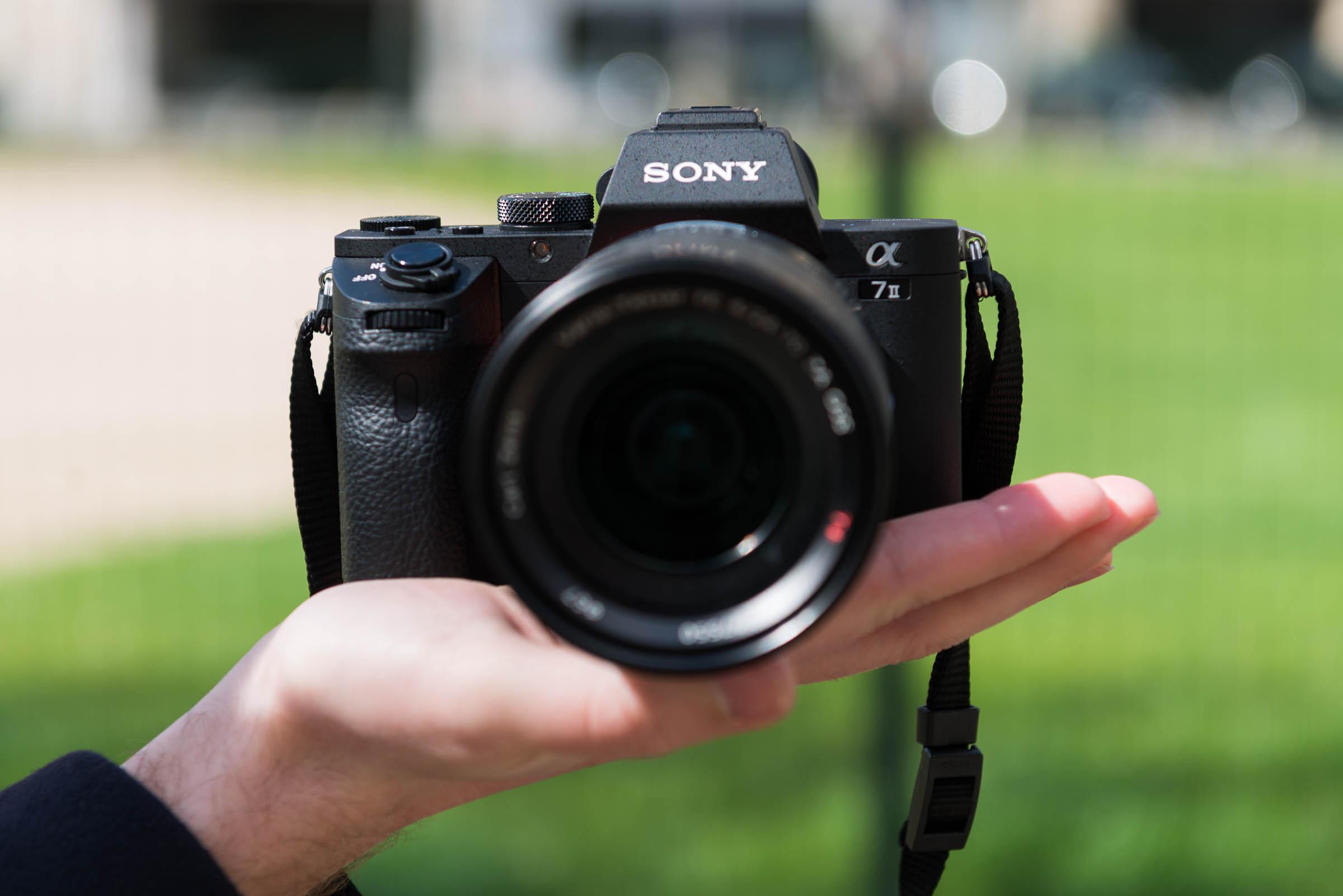 Bon plan : un pack Sony A7 II + 28-70mm + 50mm + 85mm à 1429€ après offre adhérents Fnac et ODR Sony