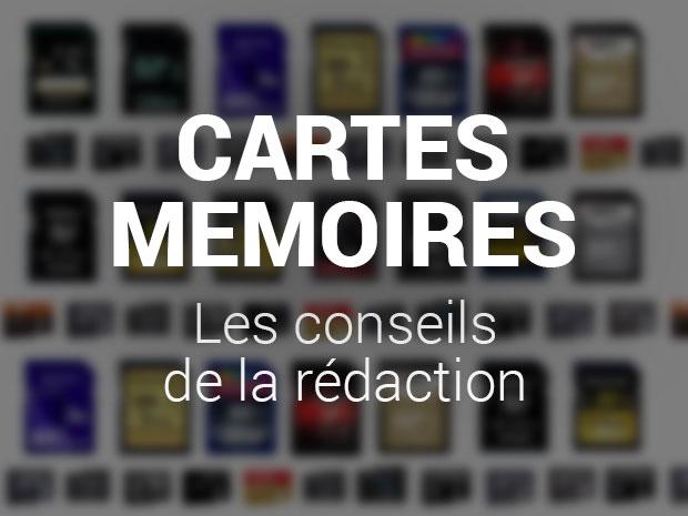 Bien choisir ses cartes mémoires : les bons conseils avant d'acheter