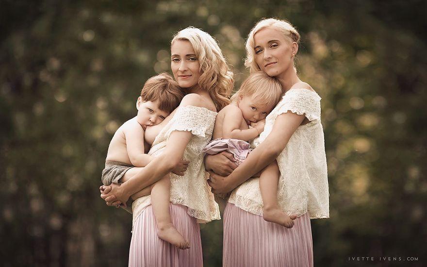 Breastfeeding Godesses Ivette Ivens_3
