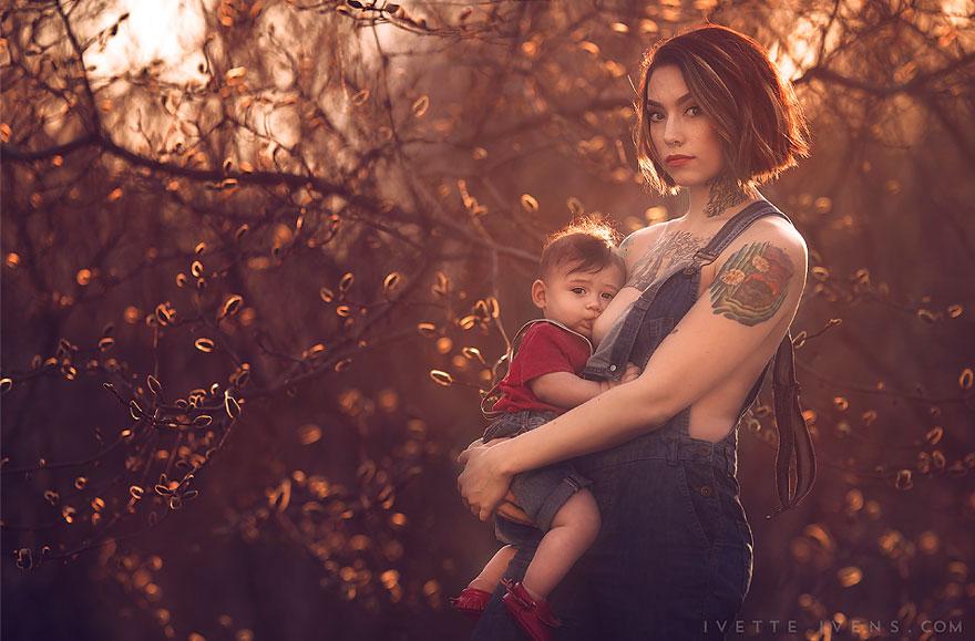 Breastfeeding Godesses Ivette Ivens_7