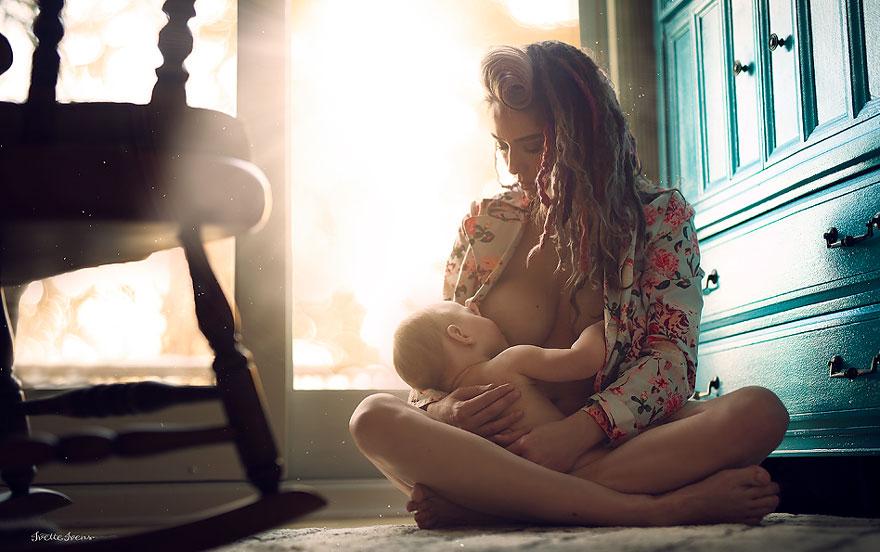 Breastfeeding Godesses Ivette Ivens_9