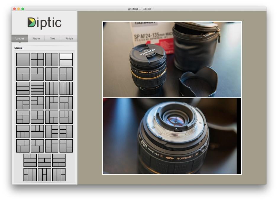 Diptic Mac