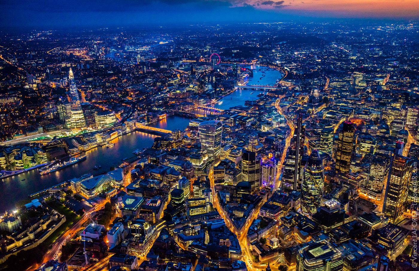 Londres - © Vincent Laforet