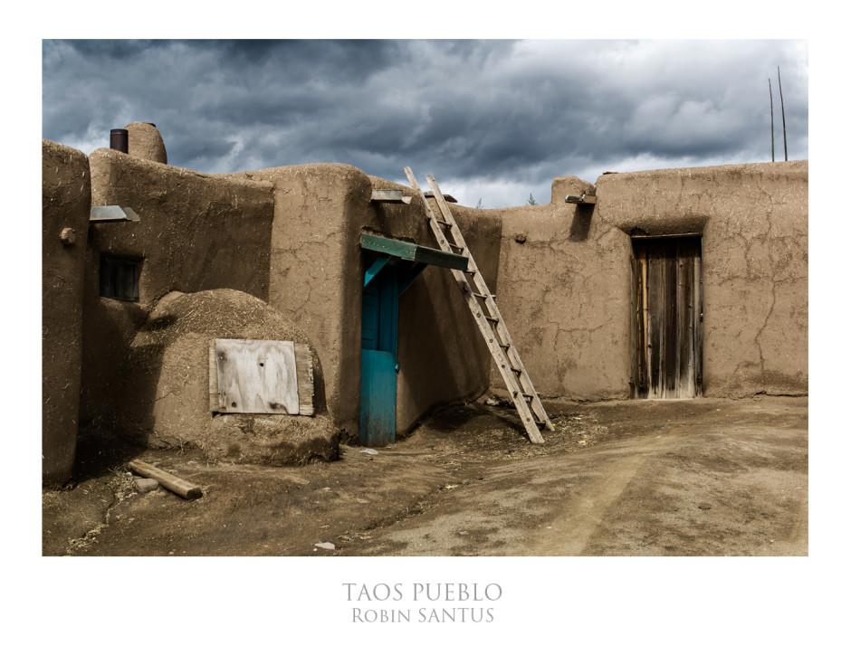 Taos Pueblo - New Mexico - Leica M9 + Summilux 1.4/50 mm asph - © Robin Santus