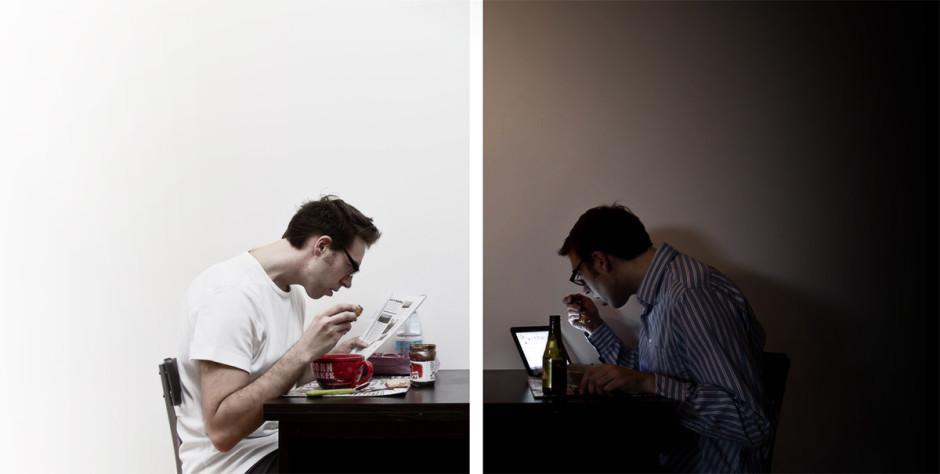 Solitude à deux © Richard Vantielcke