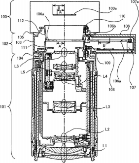 canon mirrorless brevet