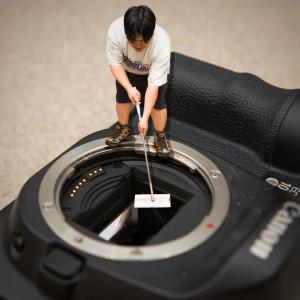 Bien nettoyer son appareil photo