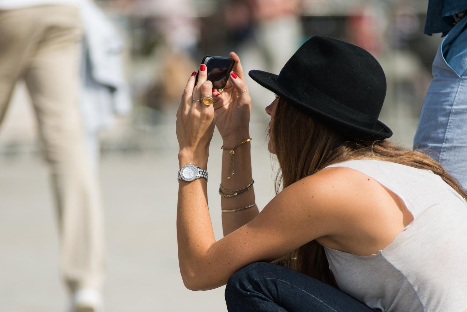 La photographie au smartphone, une question de génération ?