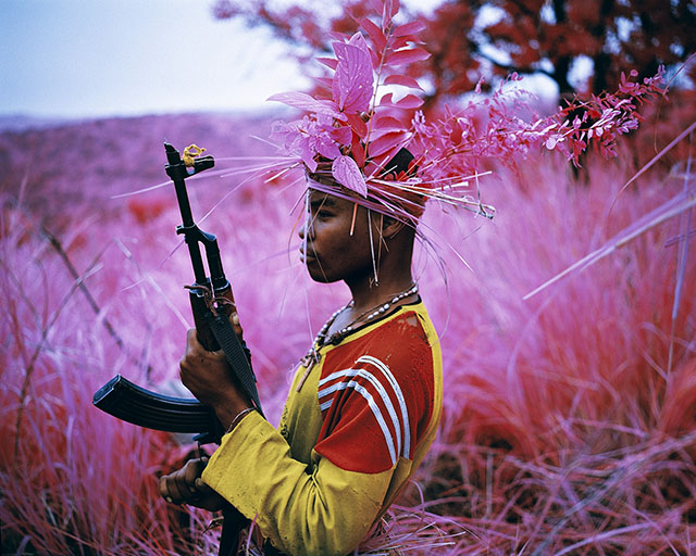 © Richard Mosse