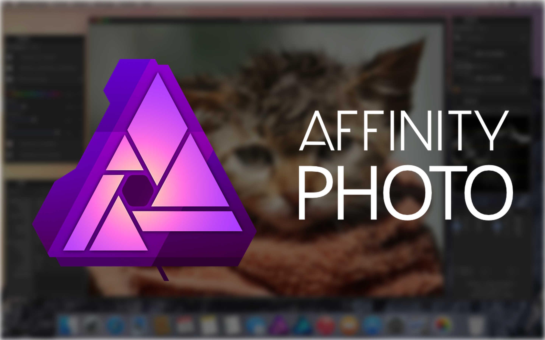 Affinity Photo Testversion
