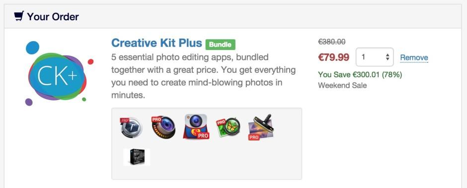 Creative Kit panier