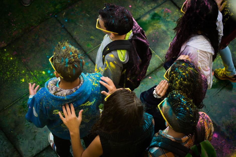 Vieilles Charrues 2015 - Nikon color splash