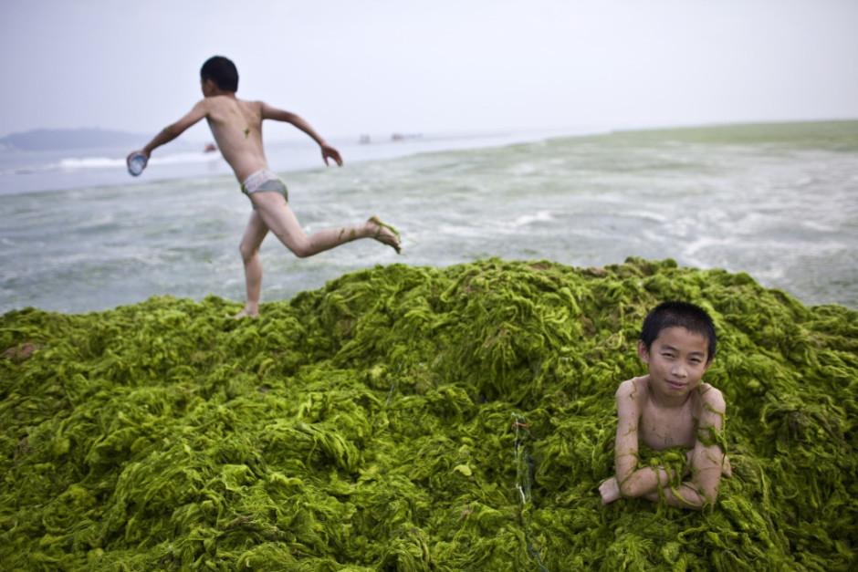 © REUTERS/China Daily