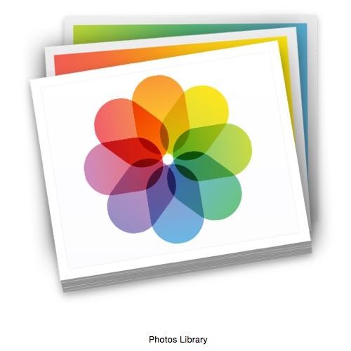 """Avec Photo sur Mac, toutes vos images sont incluses dans ce """"paquet"""""""
