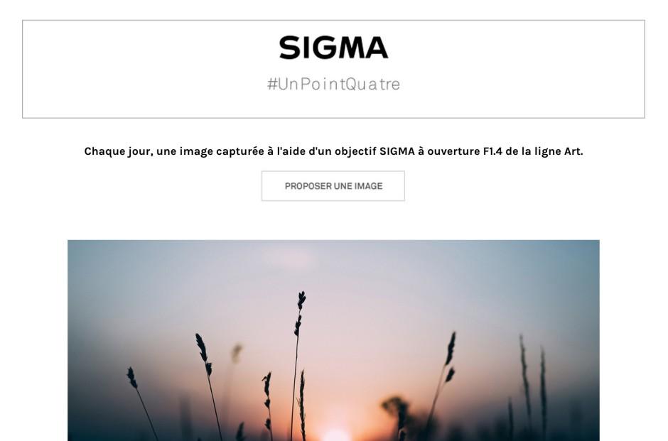 Sigma 1.4